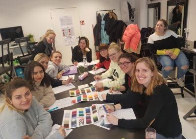 Schöner Kosmetikschule, München-Freilassing, Frühjahr 2018